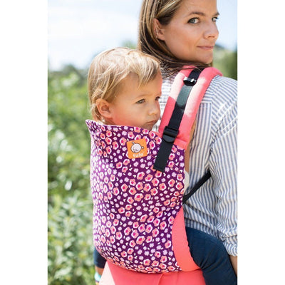Tula Toddler Carrier - Coral Reef - Toddler Carrier - Tula - Afterpay - Zippay Carry Them Close