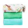 Tula Blanket - Dachshund (Set of 3) - Baby Blankets - Tula - Afterpay - Zippay Carry Them Close