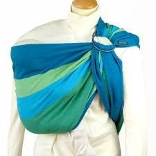 Didymos Ring Sling (DidySling) - Iris - Ring Sling - Didymos - Carry Them Close