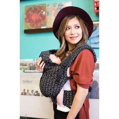 Tula Free-To-Grow Carrier - Doodle - Baby Carrier - Tula - Afterpay - Zippay Carry Them Close