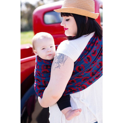 Tula Ring Sling - Dorothy - Wrap Conversion, , Ring Sling, Tula, Carry Them Close  - 2