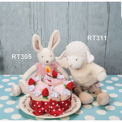 Ragtales - Ragtag Dylan Lamb - Toys - Ragtales - Afterpay - Zippay Carry Them Close