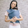 Ergobaby Lightweight Aura Stretchy Wrap - Coral Dots