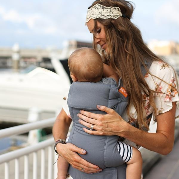Beco Baby Carrier - Beco Gemini Grey