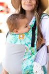 Tula Toddler Carrier - Coast Electric Leaves