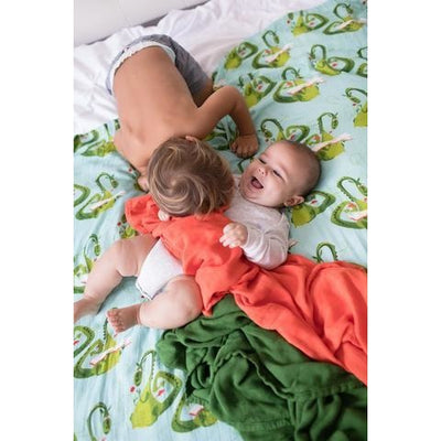 Tula Blanket - Enchanted (Set of 3) - Baby Blankets - Tula - Afterpay - Zippay Carry Them Close