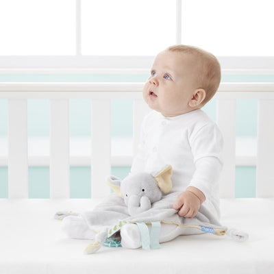 Gro Comforter - Ernest Elephant - Security Blanket - The Gro Company - Afterpay - Zippay Carry Them Close