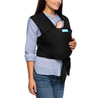 Moby Wrap Bamboo Evolution - Black