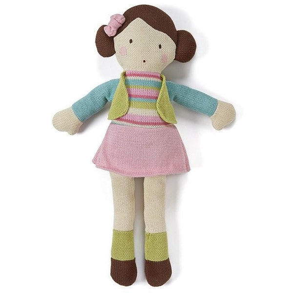 Nana Huchy - Mama Knitted Doll, , Toys, Nana Huchy, Carry Them Close