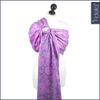 Fidella Ring Sling - Iced Butterfly -violet, , Ring Sling, Fidella, Carry Them Close  - 3