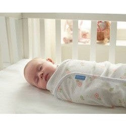 Gro Swaddle - Flora - swaddle - The Gro Company - Afterpay - Zippay Carry Them Close