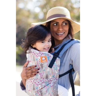 Tula Baby Carrier Standard - Forest House - Baby Carrier - Tula - Afterpay - Zippay Carry Them Close