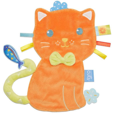 Gro Comforter - Ginger Cat - Security Blanket - The Gro Company - Afterpay - Zippay Carry Them Close