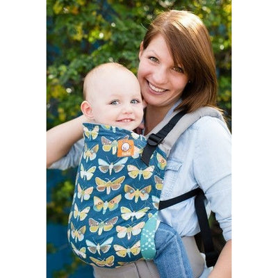 Tula Baby Carrier Standard - Gossamer - Baby Carrier - Tula - Afterpay - Zippay Carry Them Close