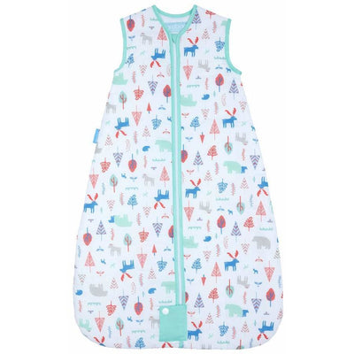 Grobag - Nordic Walks Travel 2.5 Tog - Baby Sleeping Bags - The Gro Company - Afterpay - Zippay Carry Them Close