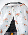 Little Unicorn - Car Seat Canopy - Fox