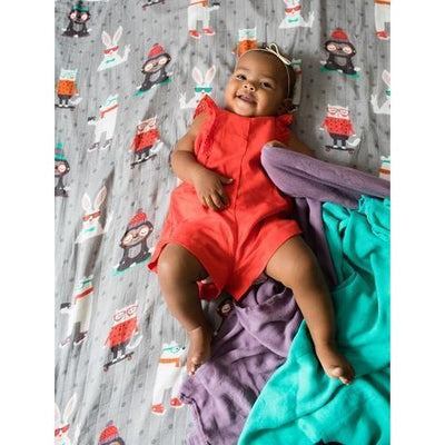 Tula Blanket - Just Chillin (Set of 3) - Baby Blankets - Tula - Afterpay - Zippay Carry Them Close