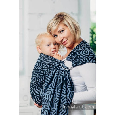 Lenny Lamb Ring Sling - Kyanite - Ring Sling - Lenny Lamb - Afterpay - Zippay Carry Them Close