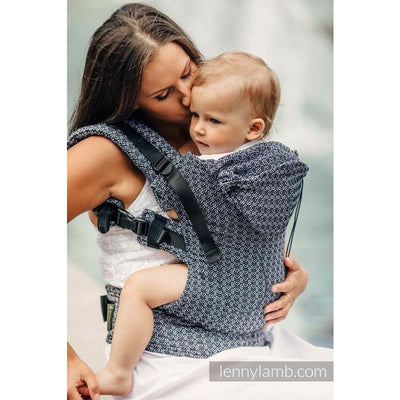 Lenny Lamb Ergonomic Carrier (TODDLER) -  LITTLE LOVE - HARMONY - Toddler Carrier - Lenny Lamb - Afterpay - Zippay Carry Them Close