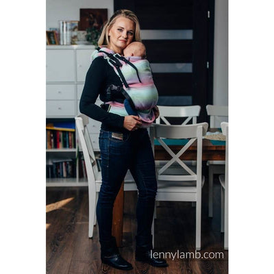 Lenny Lamb - LennyUp LITTLE HERRINGBONE IMPRESSION - Baby Carrier - Lenny Lamb - Afterpay - Zippay Carry Them Close