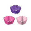 Lunch Punch - Jumbo Silicone Cups - Pink (3 set)