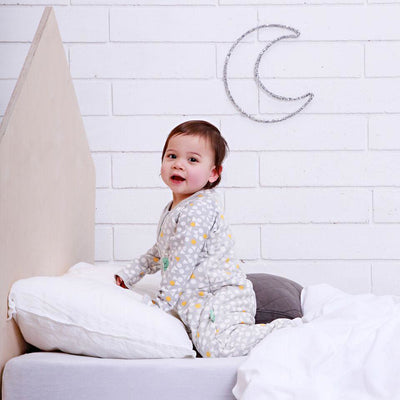 Ergopouch - Sleep Suit Winter 2.5 TOG - Triangle Pops - Baby Sleeping Bags - ErgoCocoon - Afterpay - Zippay Carry Them Close