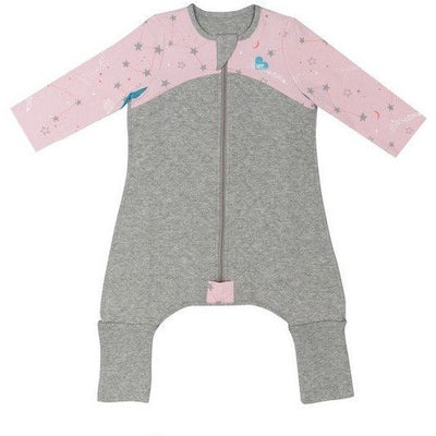 Love to Dream - Sleep Suit 2.5 TOG - Pink - Baby Sleeping Bags - Love To Deam - Afterpay - Zippay Carry Them Close