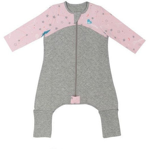 Love to Dream - Sleep Suit 2.5 TOG - Pink - Baby Sleeping Bags - Love To Deam - Carry Them Close