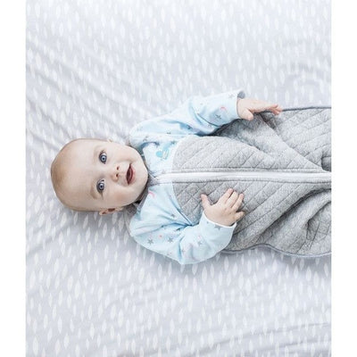 Love to Dream - Sleep Suit 2.5 TOG - Blue - Baby Sleeping Bags - Love To Deam - Afterpay - Zippay Carry Them Close