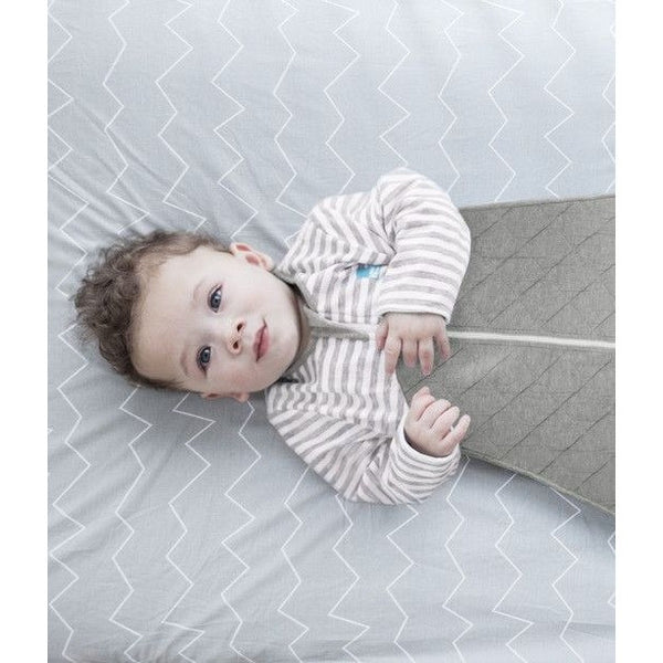 Love to Dream - Sleep Bag 2.5 TOG - Grey - Baby Sleeping Bags - Love To Deam - Carry Them Close