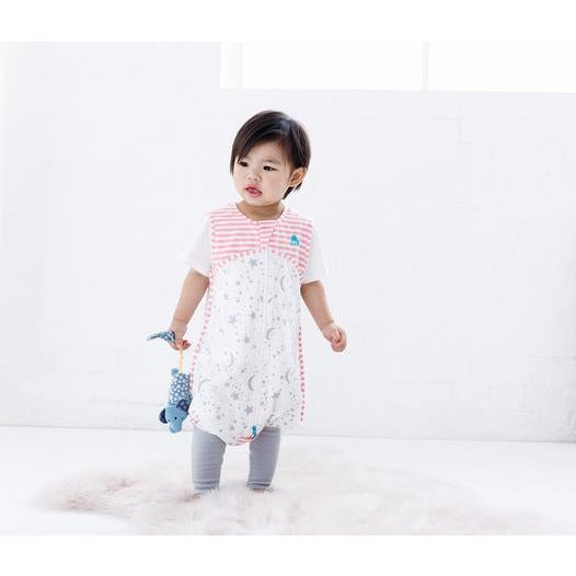 Love to Dream - Sleep Suit 0.2 TOG Summer - Pink