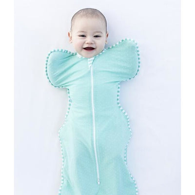 Love to Dream - Love to Swaddle Up Summer Lite - Mint - Swaddle - Love To Deam - Afterpay - Zippay Carry Them Close