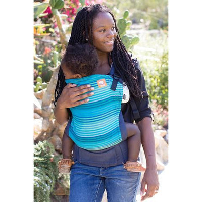Tula Baby Carrier Standard - Laguna Sky - Baby Carrier - Tula - Afterpay - Zippay Carry Them Close