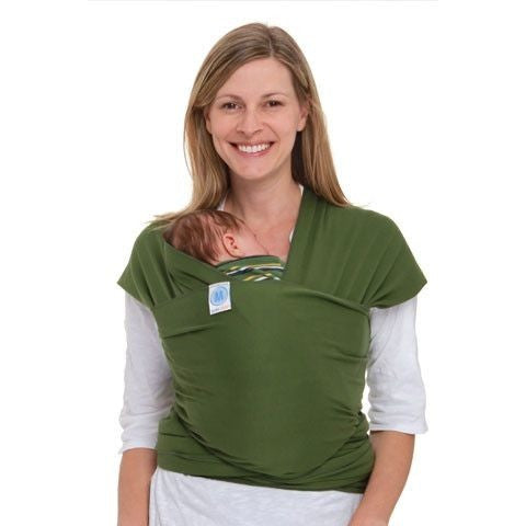 Moby Wrap - Leaf, , Stretchy Wrap, Moby, Carry Them Close  - 1