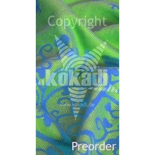 Kokadi Toddler Size Flip - Leon Im Wunderland (Limited Edition), , Toddler Carrier, Kokadi, Carry Them Close  - 4