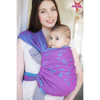 Kokadi Wrap - Lina Im Magicland Wrap (Limited Edition) - Woven Wrap - Kokadi - Afterpay - Zippay Carry Them Close