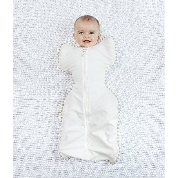 dde754a8068 Love to Dream - Love to Swaddle Up Organic - White