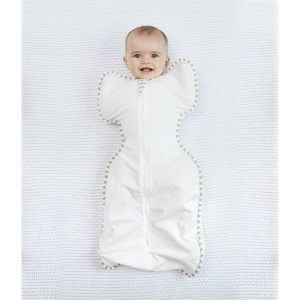 Love to Dream - Love to Swaddle Up Organic - White, , Swaddle, Love To Deam, Carry Them Close  - 1