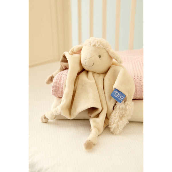 Gro Comforter - Lottie Lamb - Security Blanket - The Gro Company - Carry Them Close