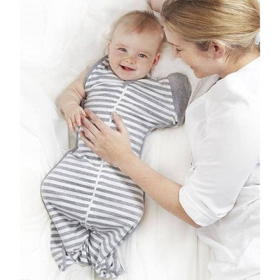 Love to Dream - Love to Swaddle Up 50/50 Original - Grey - Swaddle - Love To Deam - Afterpay - Zippay Carry Them Close