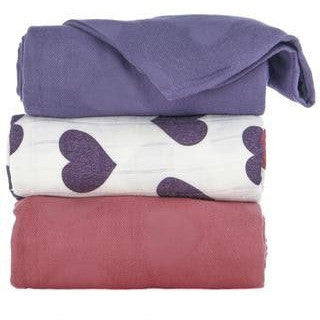 Tula Blanket - Love Violette Set