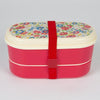 Sass & Belle Bento Lunch Box - Vintage Floral - Lunch & Snack Boxes - Sass & Belle - Afterpay - Zippay Carry Them Close
