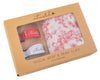Emotion & Kids - Baby Swaddle Wrap & Pram Peg Set - JAPANESE BLOSSOM
