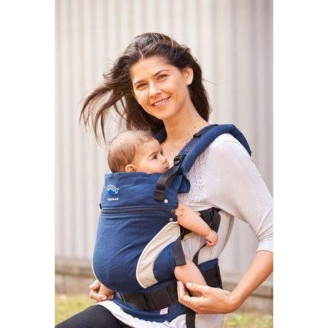 Manduca Baby Carrier - Navy - Baby Carrier - Manduca - Carry Them Close