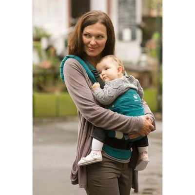 Manduca Baby Carrier - Petrol - Baby Carrier - Manduca - Afterpay - Zippay Carry Them Close