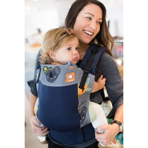 Tula Toddler Carrier - Coast (Mesh) Queen Koala **Pre-Order**