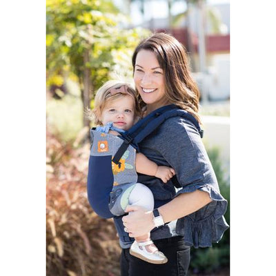 Tula Baby Carrier Standard -  Coast (Mesh) Queen Koala - Baby Carrier - Tula - Afterpay - Zippay Carry Them Close