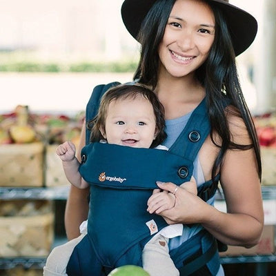Ergobaby 360 Carrier - Midnight Blue, , Baby Carrier, Ergobaby, Carry Them Close  - 12