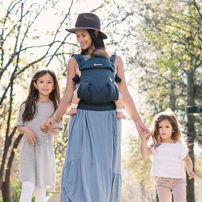 Ergobaby 360 Carrier - Midnight Blue, , Baby Carrier, Ergobaby, Carry Them Close  - 13