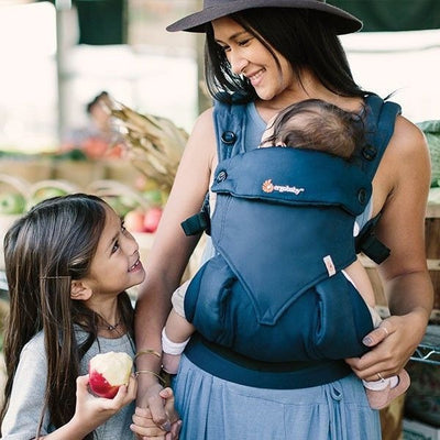 Ergobaby 360 Carrier - Midnight Blue, , Baby Carrier, Ergobaby, Carry Them Close  - 1